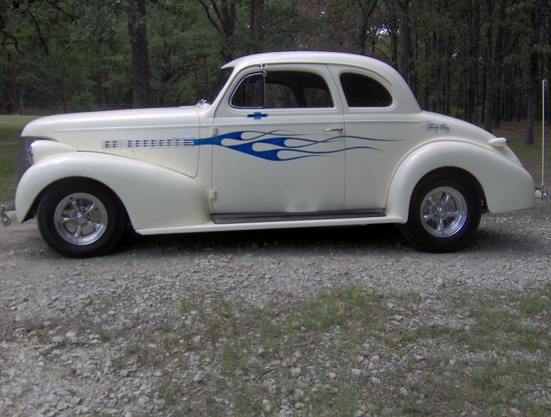 1939 Chevy Coupe