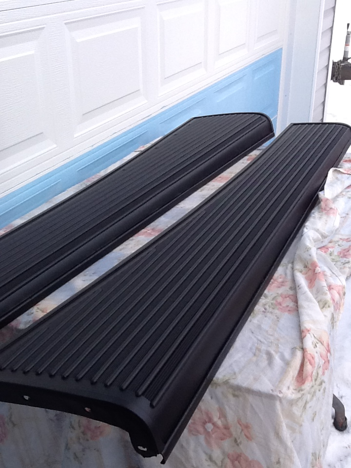 Running Board Rubber Company Photo Gallery
